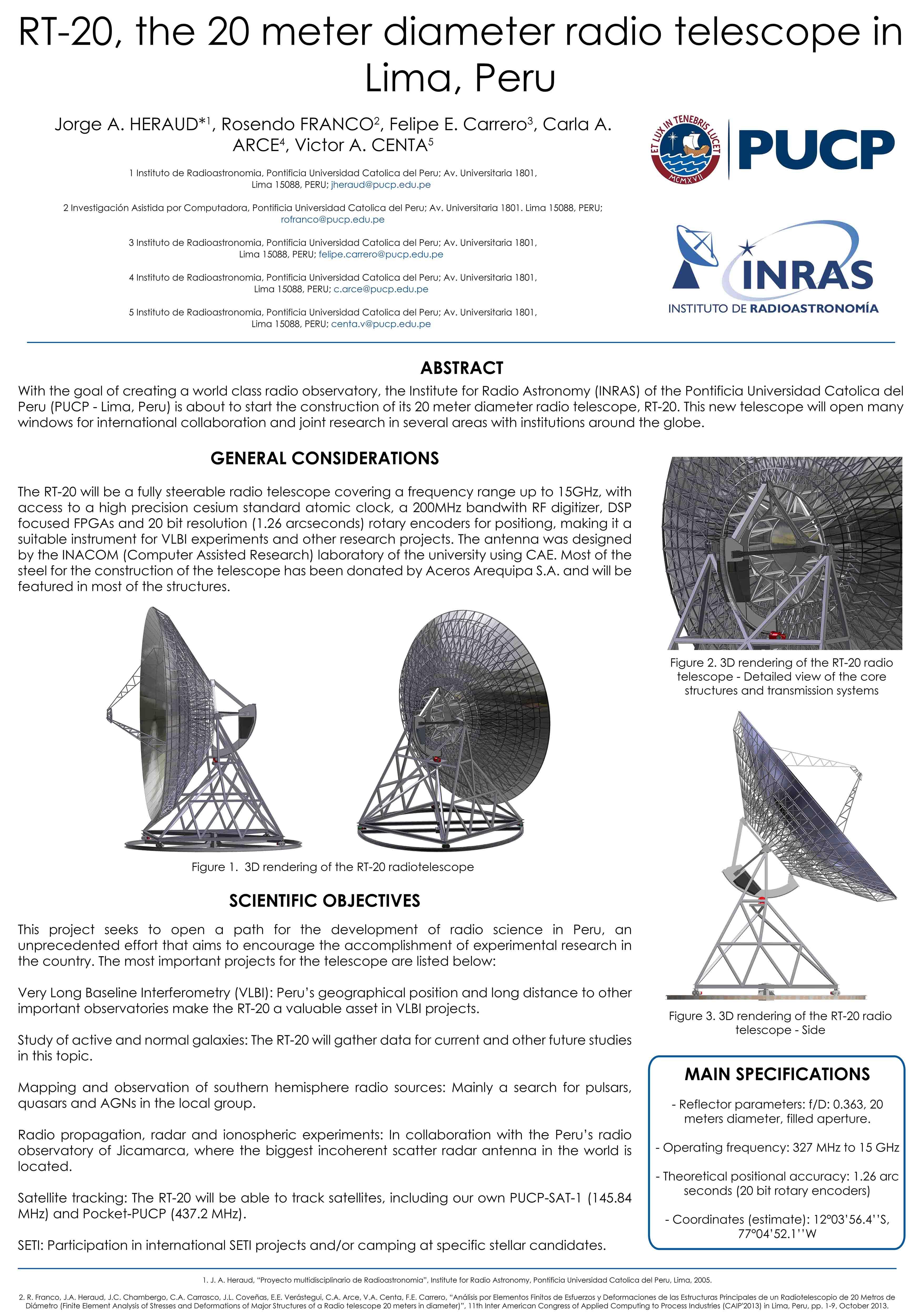 Poster URSI - RT-20
